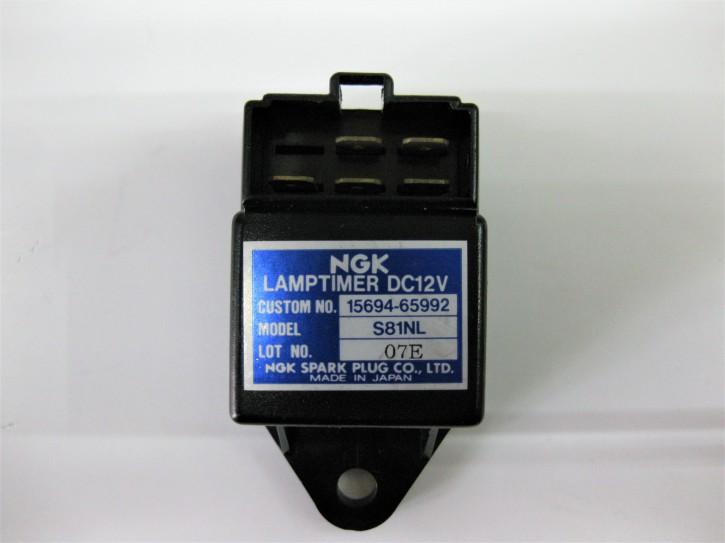 Zeitrelais Vorglühen NGK Lamptimer S81NL