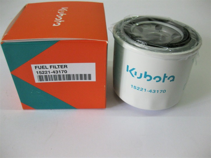 Kraftstofffilter Kubota 15221-43170