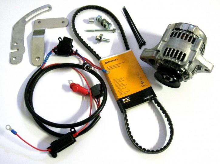 Umbausatz Lichtmaschine 40A B6000
