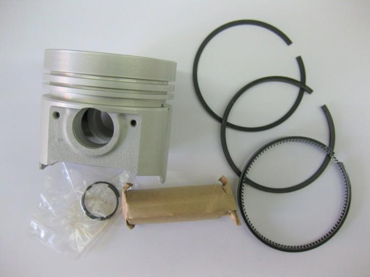 Kolben mit Kolbenringen D1703