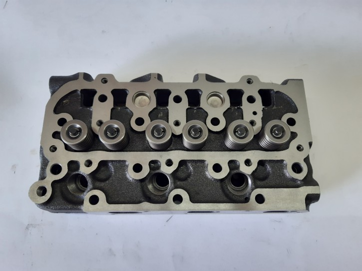 Zylinderkopf D722 inkl. Ventile neue Version