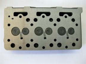 Zylinderkopf D1402 mit Ventilen