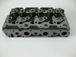 Zylinderkopf D1503 mit Ventilen