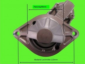 Anlasser Z482 8 Zähne