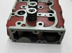 Zylinderkopf Z750 mit Ventilen