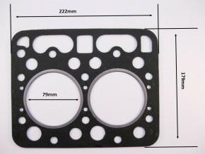 Zylinderkopfdichtung Z750